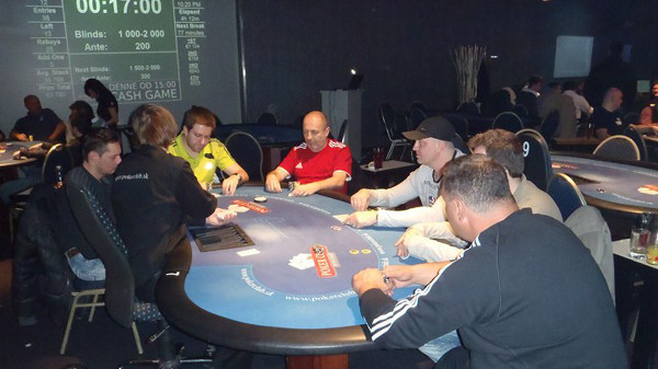 Slovak Poker Masters 2012 - Side Event